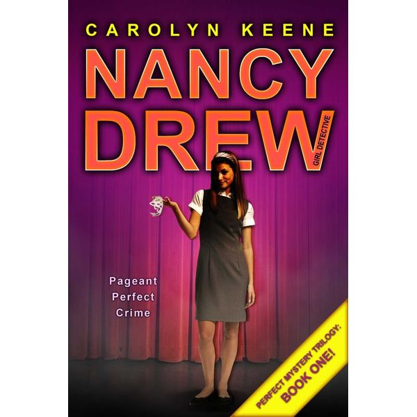 Pageant Perfect Crime - Carolyn Keene | Karta-nauczyciela.org