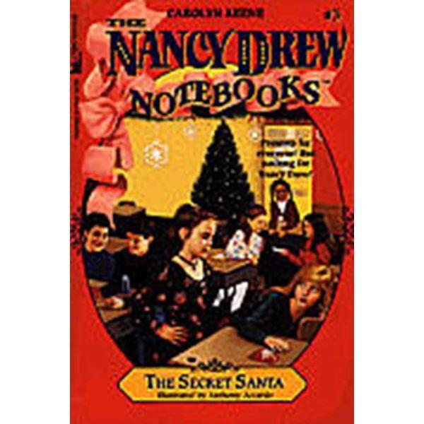 The Secret Santa - Carolyn Keene   Karta-nauczyciela.org