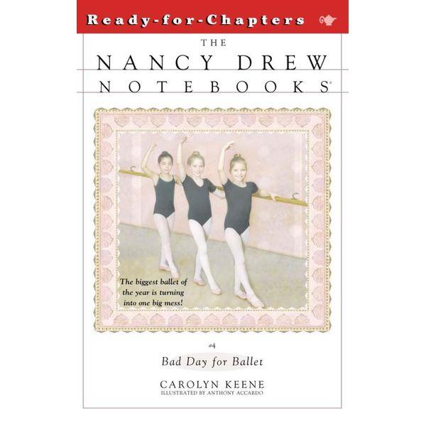 Bad Day for Ballet - Carolyn Keene   Karta-nauczyciela.org