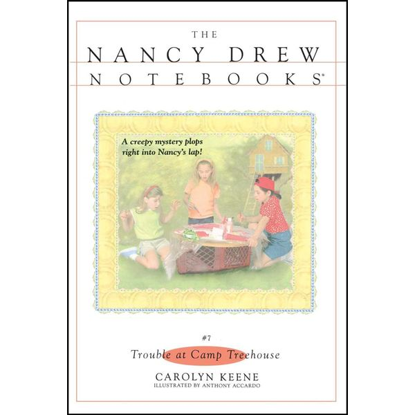 Trouble at Camp Treehouse - Carolyn Keene | Karta-nauczyciela.org