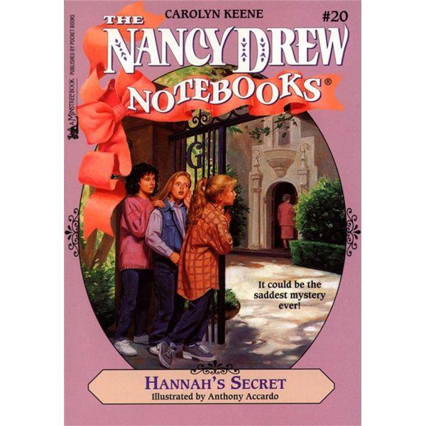 Hannah's Secret - Carolyn Keene   Karta-nauczyciela.org