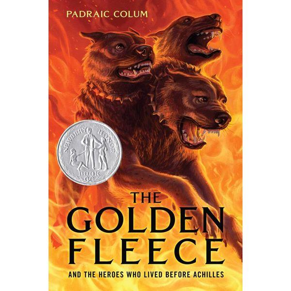 The Golden Fleece - Padraic Colum, Willy Pogany (Illustrator)   Karta-nauczyciela.org