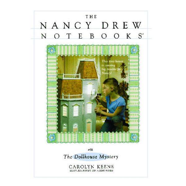The Dollhouse Mystery - Carolyn Keene, Jan Naimo Jones (Illustrator)   Karta-nauczyciela.org