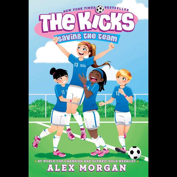 Saving the Team - Alex Morgan | Karta-nauczyciela.org