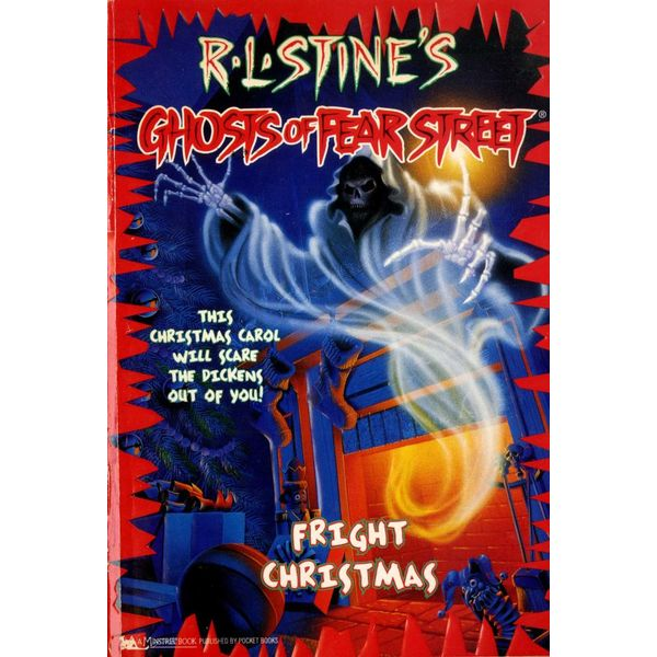 Fright Christmas - R.L. Stine   Karta-nauczyciela.org