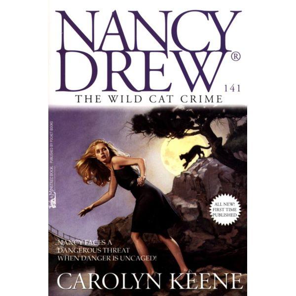 The Wild Cat Crime - Carolyn Keene   Karta-nauczyciela.org