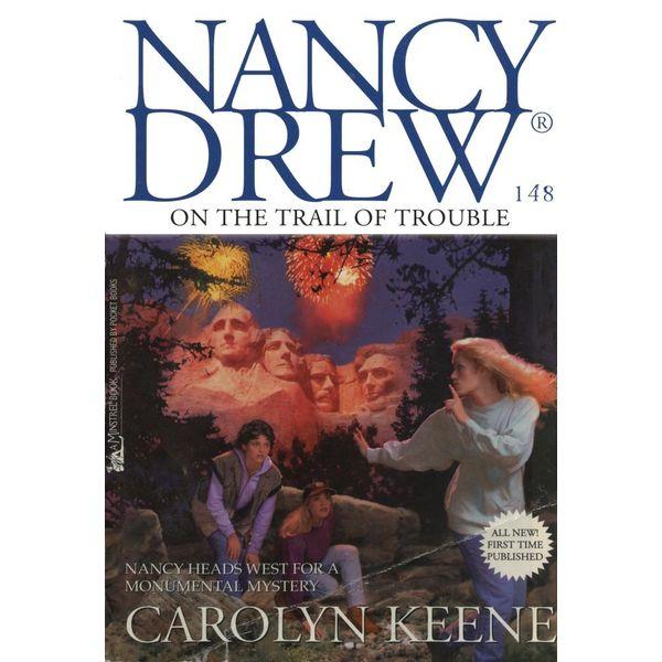 On the Trail of Trouble - Carolyn Keene   Karta-nauczyciela.org