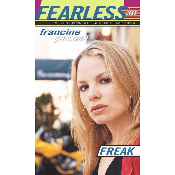 Freak - Francine Pascal | Karta-nauczyciela.org