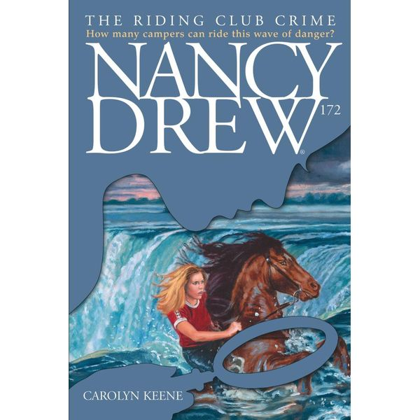 The Riding Club Crime - Carolyn Keene | Karta-nauczyciela.org
