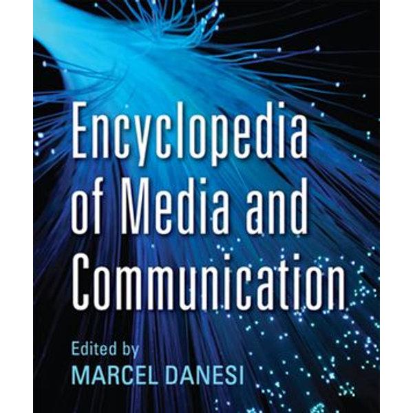 Encyclopedia of Media and Communication - Marcel Danesi   Karta-nauczyciela.org