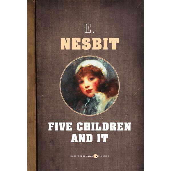 Five Children And It - E. Nesbit | Karta-nauczyciela.org