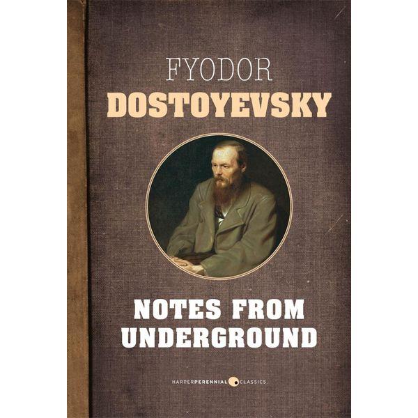 Notes From Underground - Fyodor Dostoyevsky   Karta-nauczyciela.org
