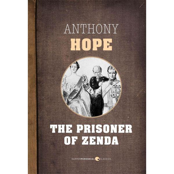 The Prisoner Of Zenda - Anthony Hope   Karta-nauczyciela.org