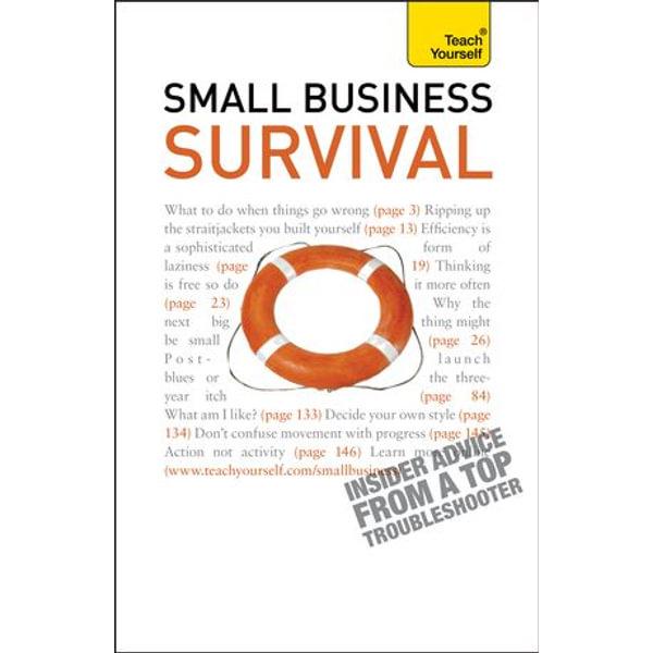 Small Business Survival - Kevin Duncan | Karta-nauczyciela.org