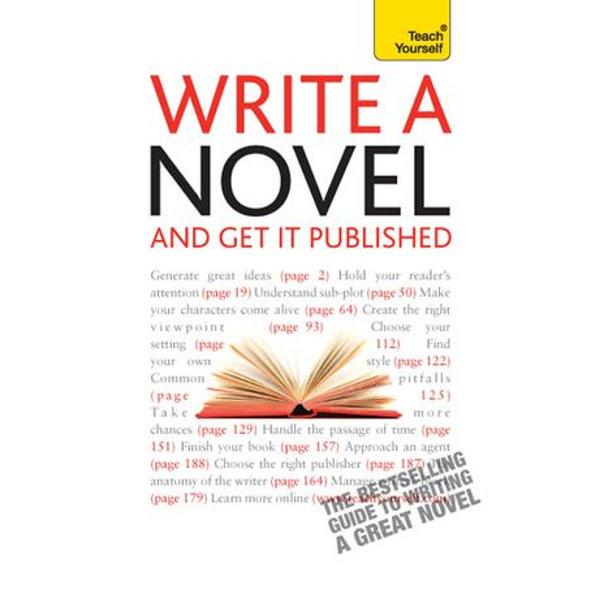 Write A Novel And Get It Published - Nigel Watts | Karta-nauczyciela.org