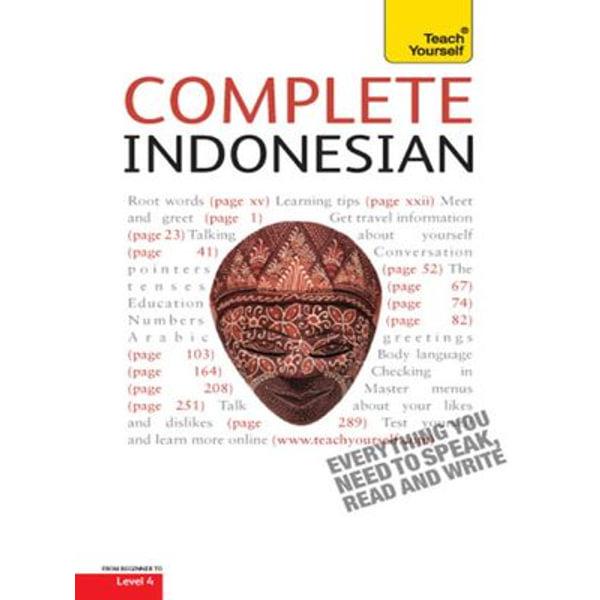 Complete Indonesian Beginner to Intermediate Course - Eva Nyimas, Christopher Byrnes, Eva Njmas | Karta-nauczyciela.org