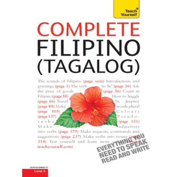 Complete Filipino (Tagalog) Beginner to Intermediate Book and Audio Course - Laurence McGonnell, Corazon Salvacion Castle | Karta-nauczyciela.org