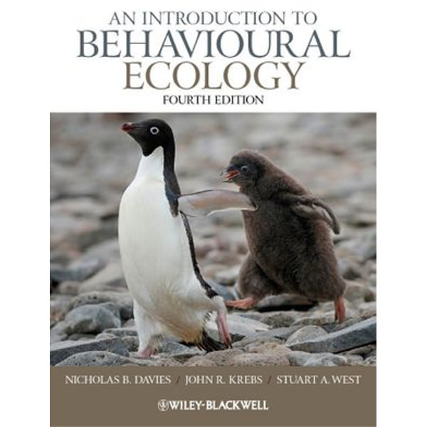 An Introduction to Behavioural Ecology - Nicholas B. Davies, John R. Krebs, Stuart A. West | Karta-nauczyciela.org