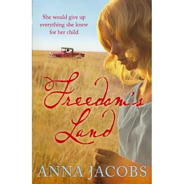 Freedom's Land - Anna Jacobs | Karta-nauczyciela.org