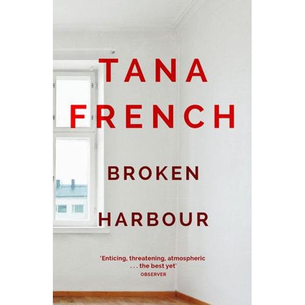 Broken Harbour - Tana French | Karta-nauczyciela.org