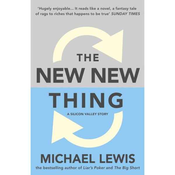 The New New Thing - Michael Lewis | Karta-nauczyciela.org