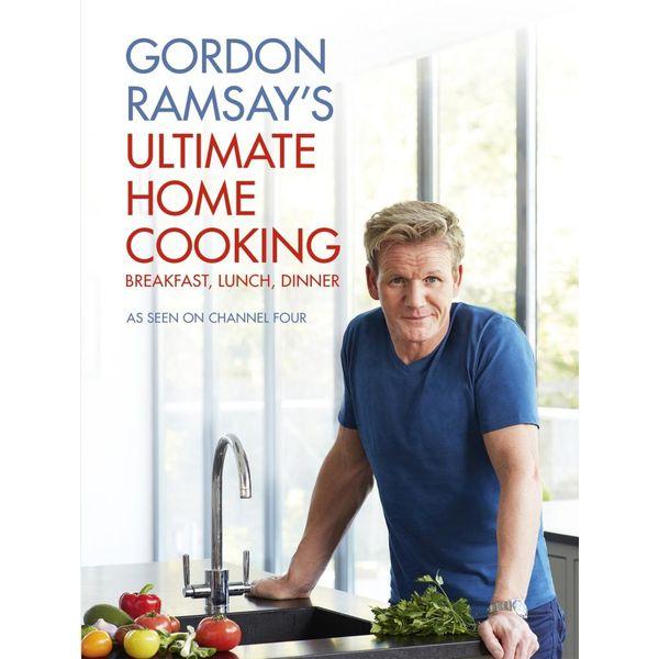 Gordon Ramsay's Ultimate Home Cooking - Gordon Ramsay   Karta-nauczyciela.org