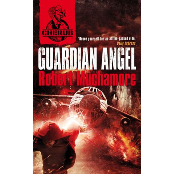Guardian Angel - Robert Muchamore   Karta-nauczyciela.org