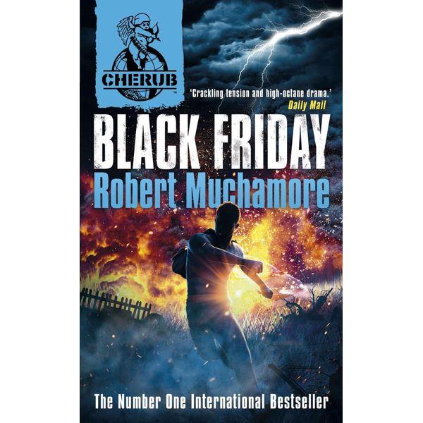 CHERUB: Black Friday - Robert Muchamore   Karta-nauczyciela.org