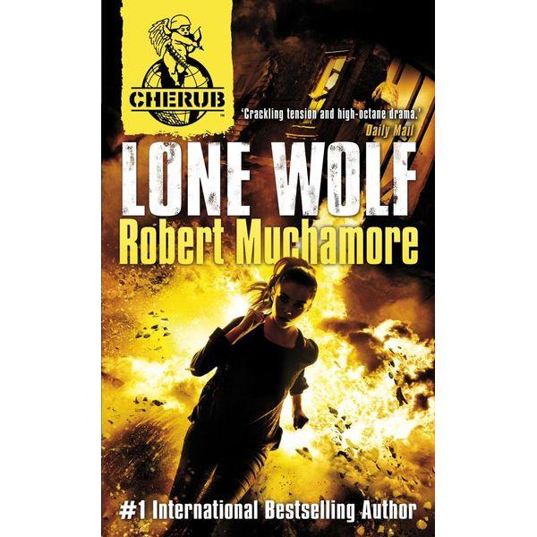 Lone Wolf - Robert Muchamore | Karta-nauczyciela.org