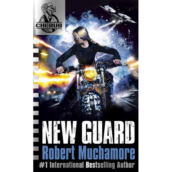 New Guard - Robert Muchamore | Karta-nauczyciela.org