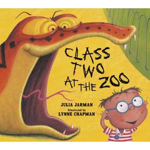 Class Two at the Zoo - Julia Jarman, Lynne Chapman (Illustrator)   Karta-nauczyciela.org