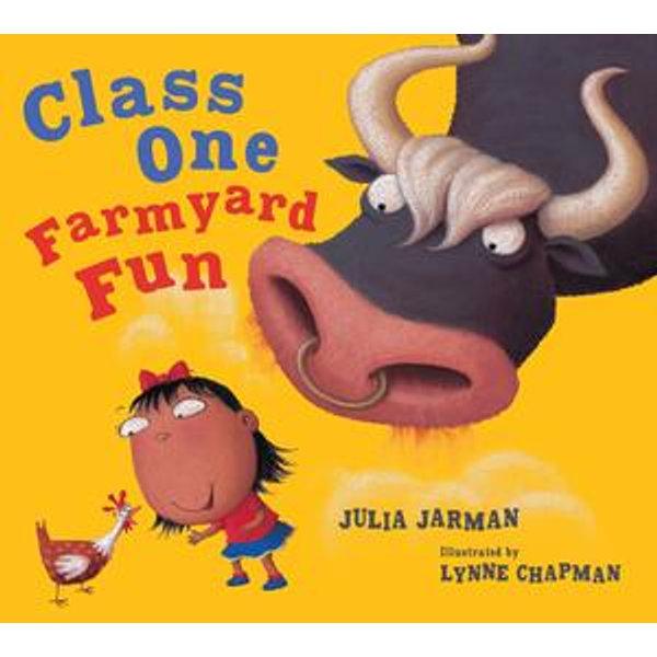 Class One Farmyard Fun - Julia Jarman, Lynne Chapman (Illustrator) | 2020-eala-conference.org