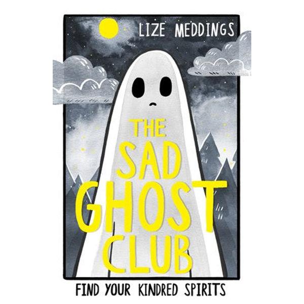 The Sad Ghost Club - Lize Meddings | Karta-nauczyciela.org