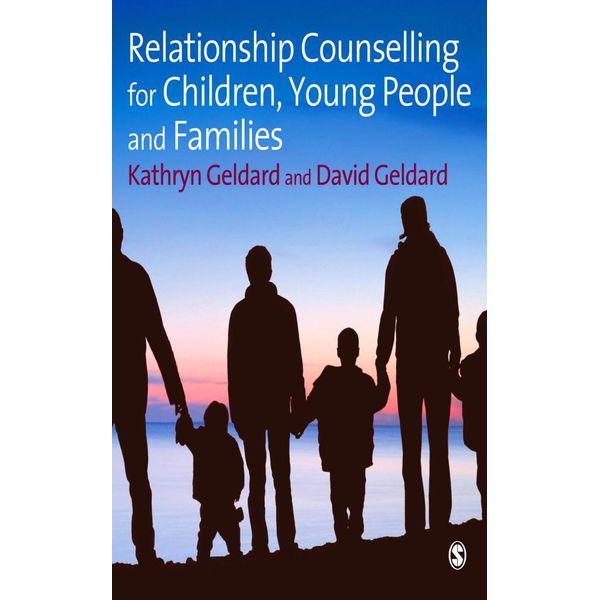 Relationship Counselling for Children, Young People and Families - Kathryn Geldard, David Geldard   Karta-nauczyciela.org