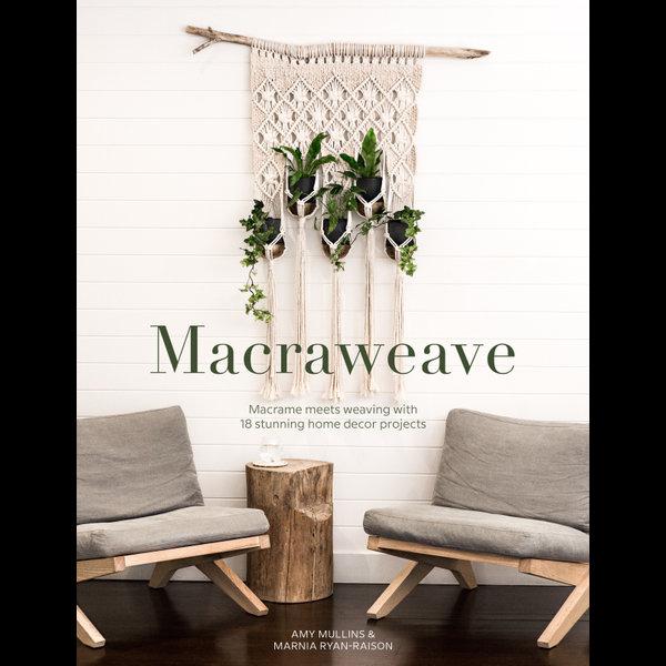 Macraweave - Amy Mullins, Marnia Ryan-Raison | Karta-nauczyciela.org