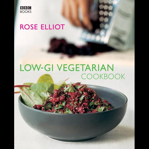 Low-GI Vegetarian Cookbook - Rose Elliot   Karta-nauczyciela.org