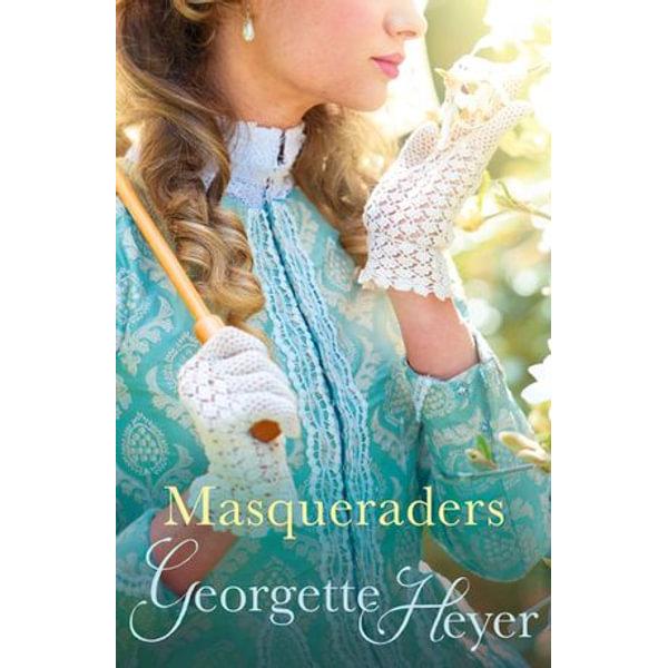 Masqueraders - Georgette Heyer | Karta-nauczyciela.org