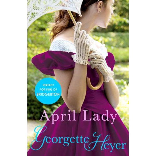April Lady - Georgette Heyer   Karta-nauczyciela.org