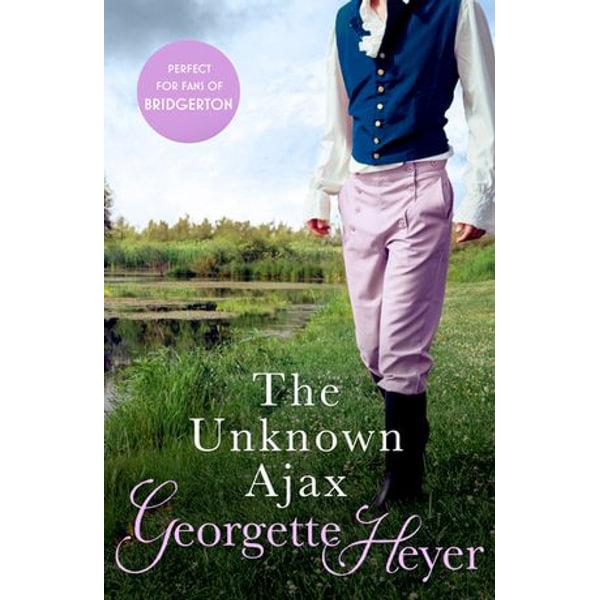 The Unknown Ajax - Georgette Heyer   Karta-nauczyciela.org