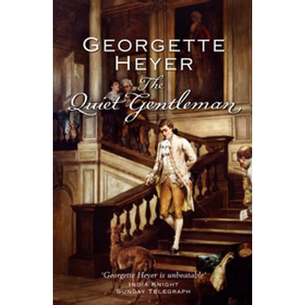 The Quiet Gentleman - Georgette Heyer   Karta-nauczyciela.org