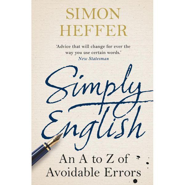 Simply English - Simon Heffer | Karta-nauczyciela.org