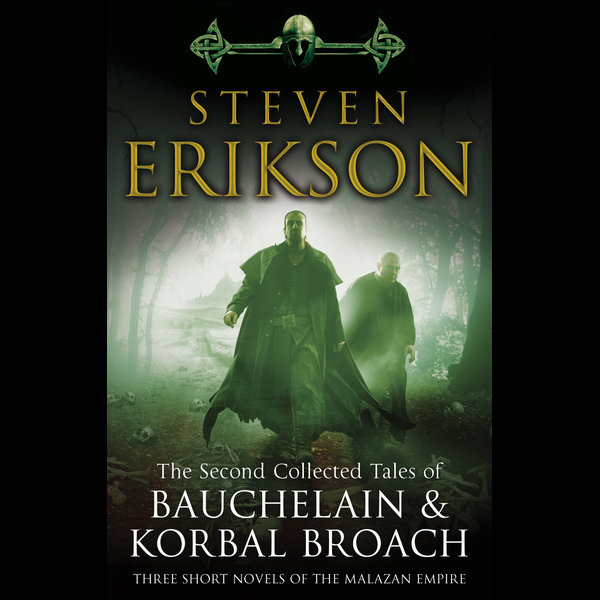 The Second Collected Tales of Bauchelain & Korbal Broach - Steven Erikson   2020-eala-conference.org