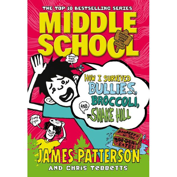 How I Survived Bullies, Broccoli, And Snake Hill PDF Free Download