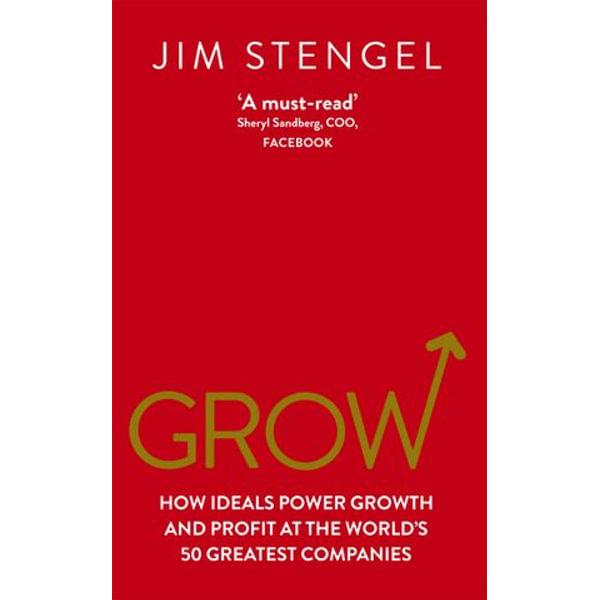 Grow - Jim Stengel | Karta-nauczyciela.org
