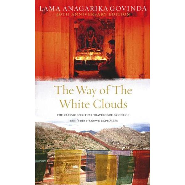 The Way Of The White Clouds - Lama Anagarika Govinda   Karta-nauczyciela.org