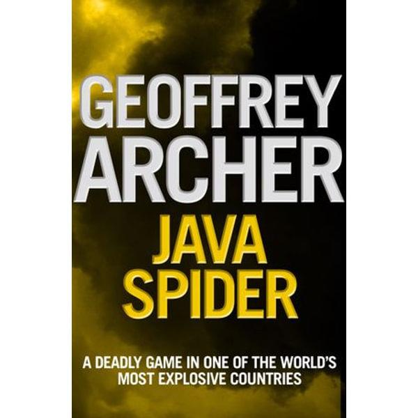 Java Spider - Geoffrey Archer   Karta-nauczyciela.org