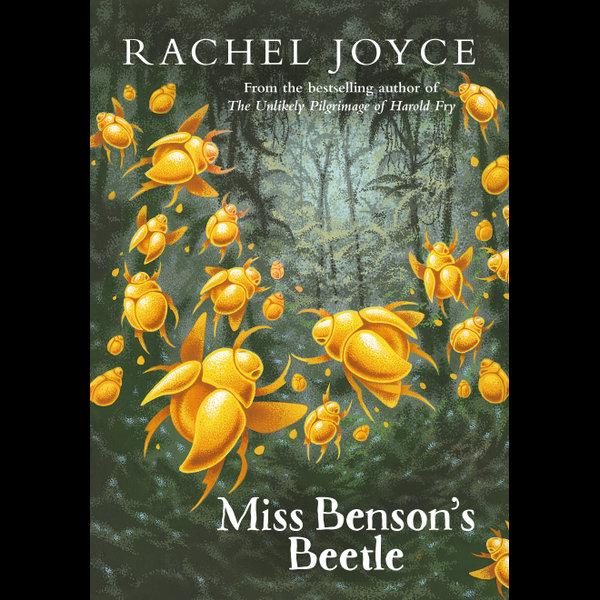 Miss Benson's Beetle - Rachel Joyce | Karta-nauczyciela.org