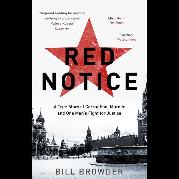 Red Notice - Bill Browder   Karta-nauczyciela.org