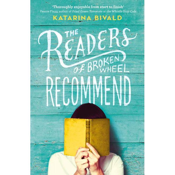 The Readers of Broken Wheel Recommend - Katarina Bivald | Karta-nauczyciela.org