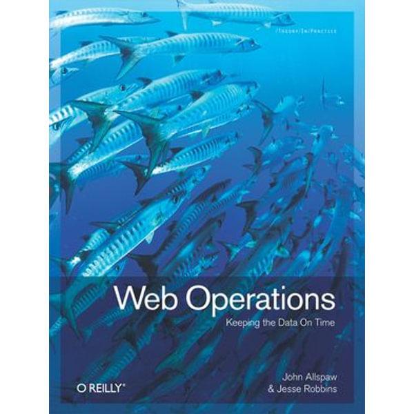 Web Operations - John Allspaw, Jesse Robbins   Karta-nauczyciela.org